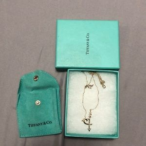 Great condition Tiffany necklace